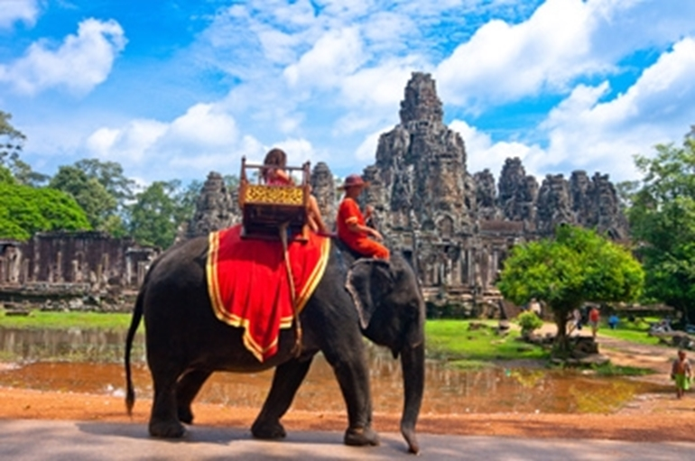 Picture for category Cambodia Tours