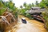Mekong Dealta  river - Ho Chi Minh
