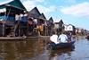 Tonle Sap Boat Trip - Phnom Penh