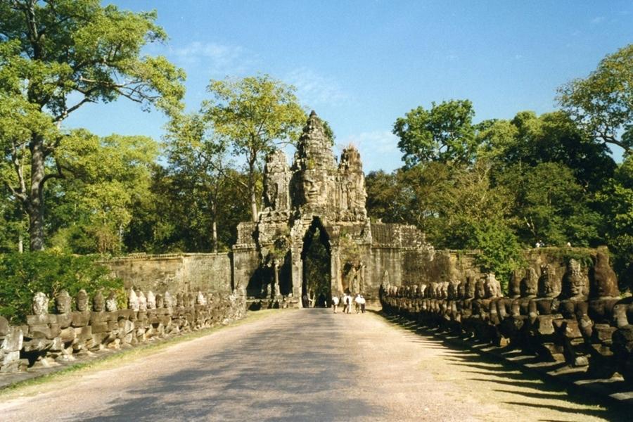 Angkor Thom-  Siem Reap
