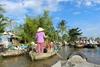 Cai Be Floating Market - Ho Chi Minh