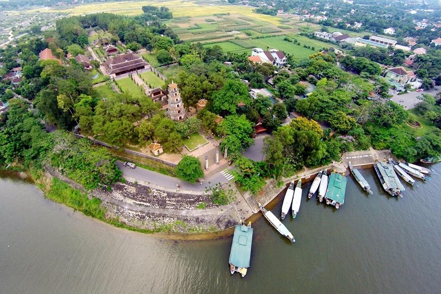 Thien Mu Pagoda - Hue city tour