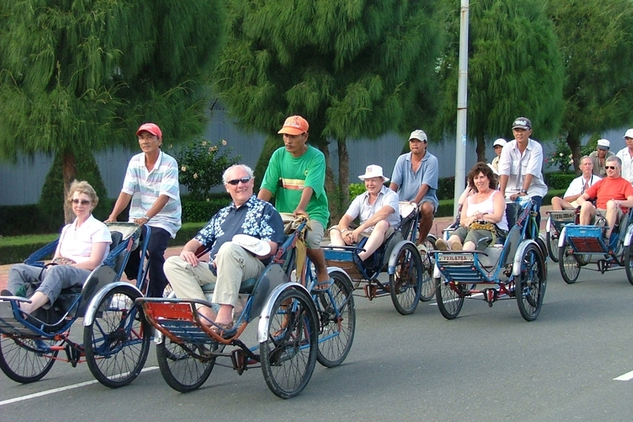 Free and easy in hanoi - cycling in hanoi