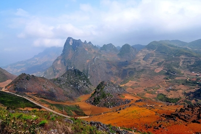 Dong Van Karst Plateau Geopark -  Ha Giang Adventure tour