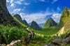 Dong Van Rock Plateau -  Ha Giang Adventure tour