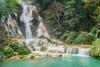 Kuang Si Water Fall