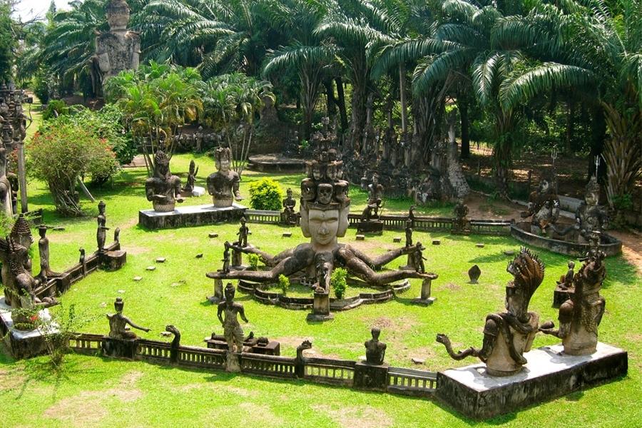 Buddha Park- Vientiane