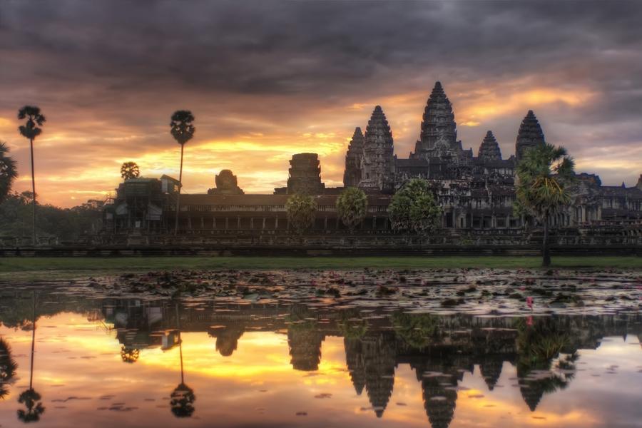 Angkor Thom Area