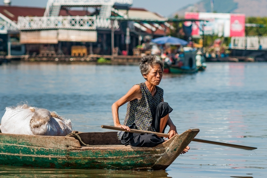 Tonle Sap Boat Trip