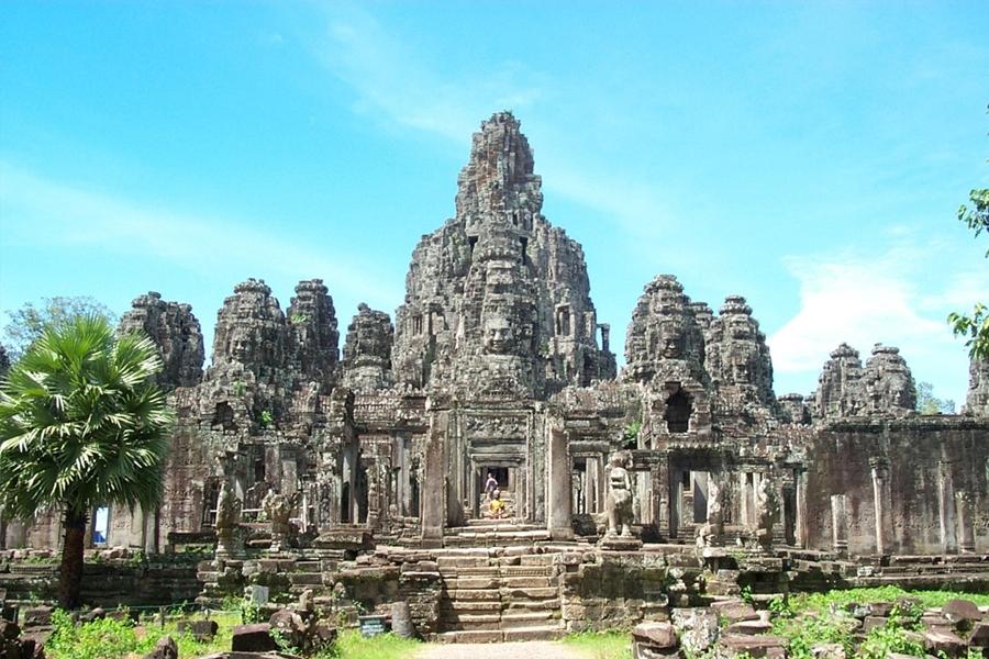Bayon-Temple - Siem Reap