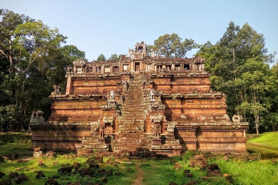 Phimeanakas-Temple - Siem Reap