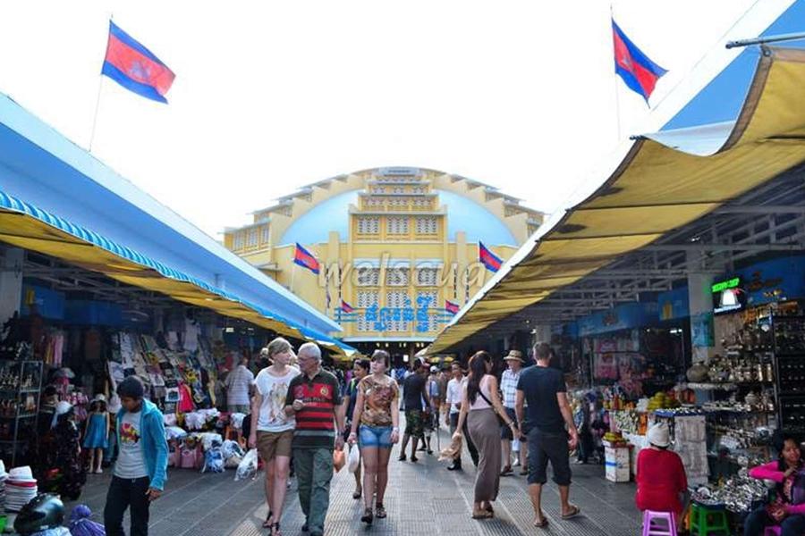 Russian Market- Phnom Penh