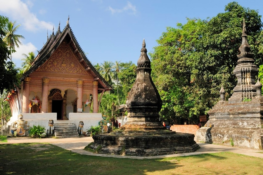 Wat Aham - Luang Prabang