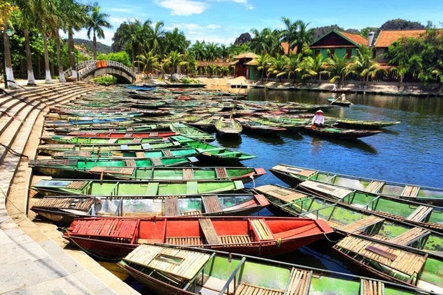 Tam Coc Whraf - Ninh Binh Tour