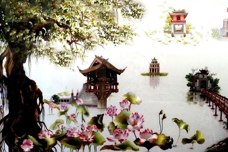 XQ Embroidery village - Da Lat Tour