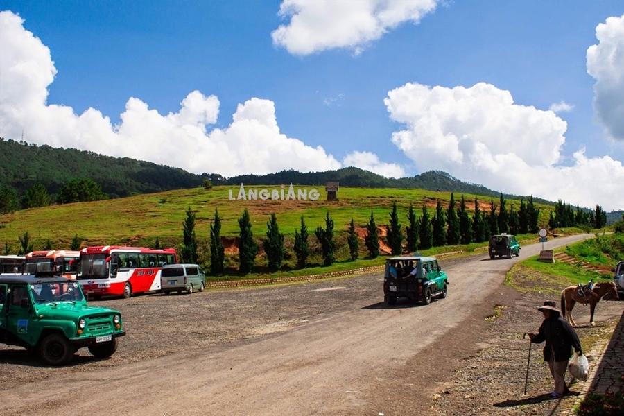 Langbiang Mountain -  Da Lat Tour
