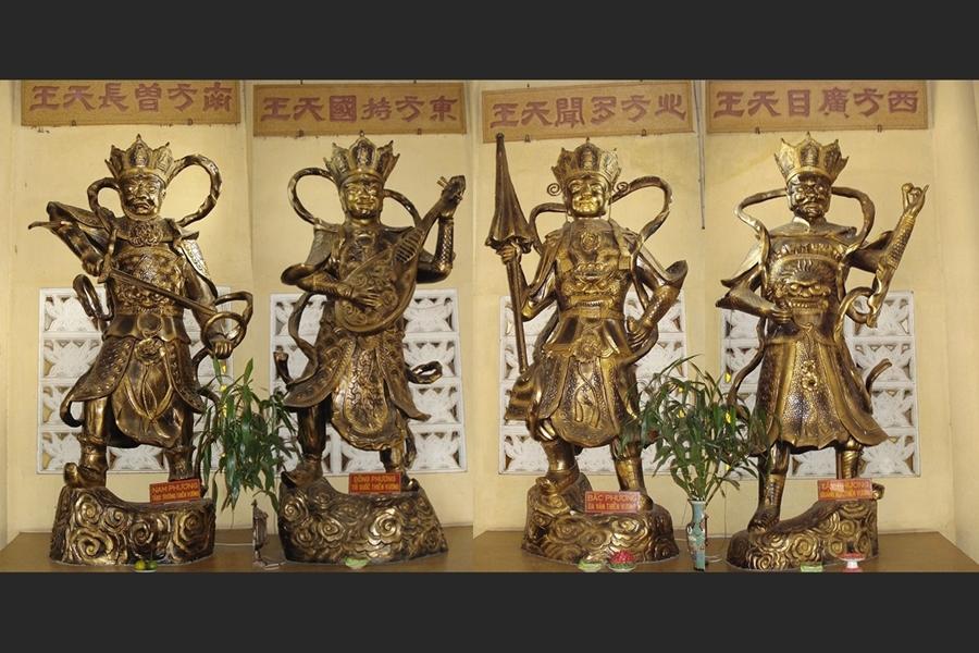 Thien Vuong Co Sat Pagoda -  Da Lat Tour