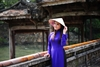 Ao Dai (Long Dress) in Hue City