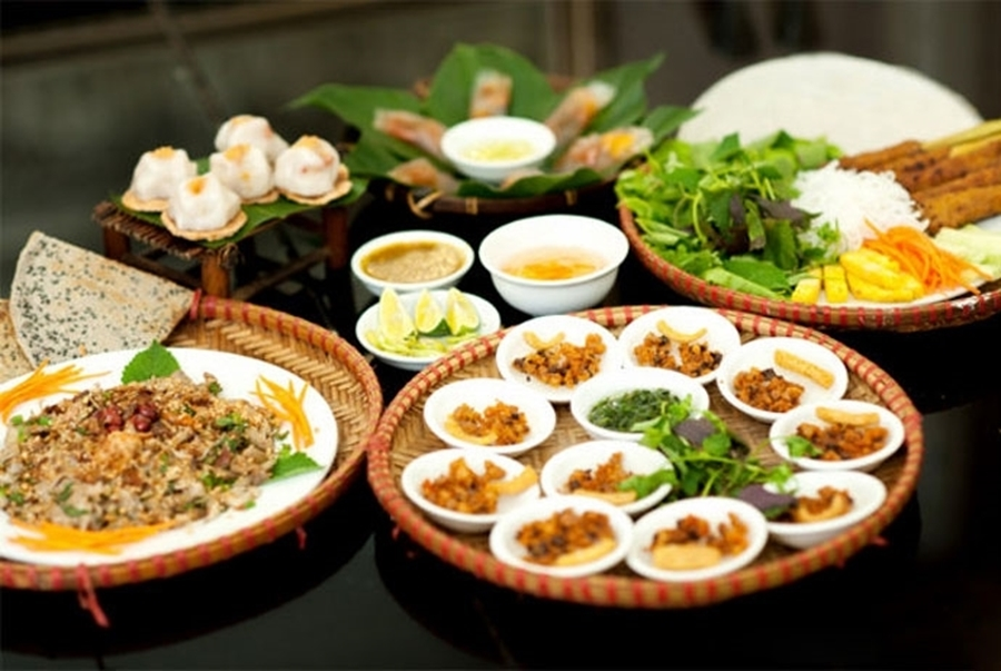 Special food in Hue - Beo Cake