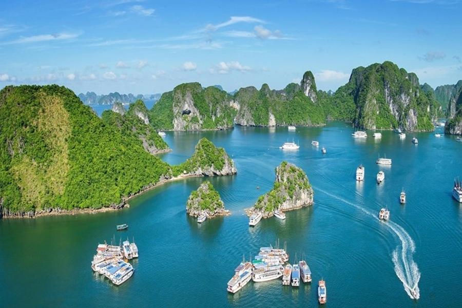 Halong bay 1 day cruises