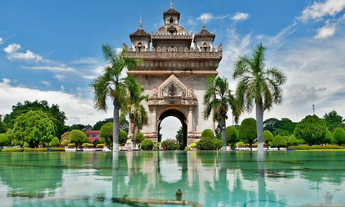 Picture of Vientiane Capital of Laos