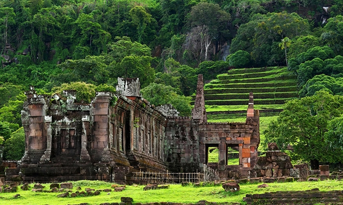 Picture of Visitting Wat Phu (Vat Phou) - UNESCO World Heritage Site in Champasak