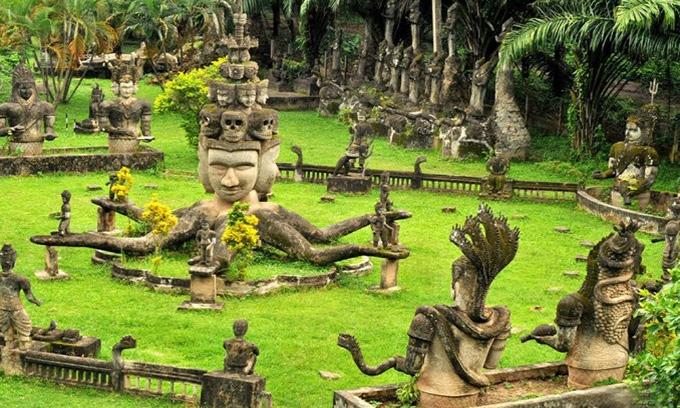 Picture of Buddha Park (Xieng Khuan), Laos