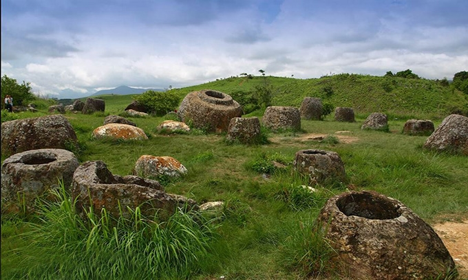 Picture of The Plain Of Jars, Xieng Khouang - Laos Travel