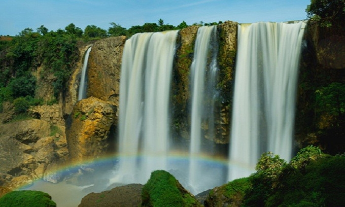 Picture of 10 of the Most Incredible Waterfalls in Vietnam